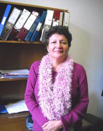 María Angélica Maulén, académica Instituto de Estadística.